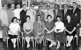 WPON - 1960 WPON Staff