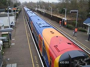 Wraysbury - Wraysbury railway station