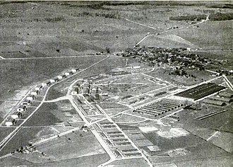 Wright-Patterson Air Force Base - Wilbur Wright Field and Fairfield Air Depot, c. 1920