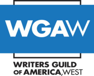 Writers Guild of America, West - Image: Writers Guild of America West logo