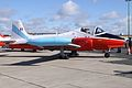 XW354 BAc Jet Provost T.5A Royal Air Force (8578643582).jpg