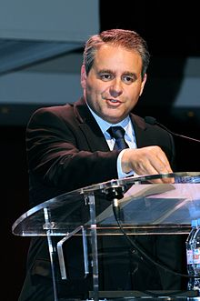 Xavier Bertrand en 2013.