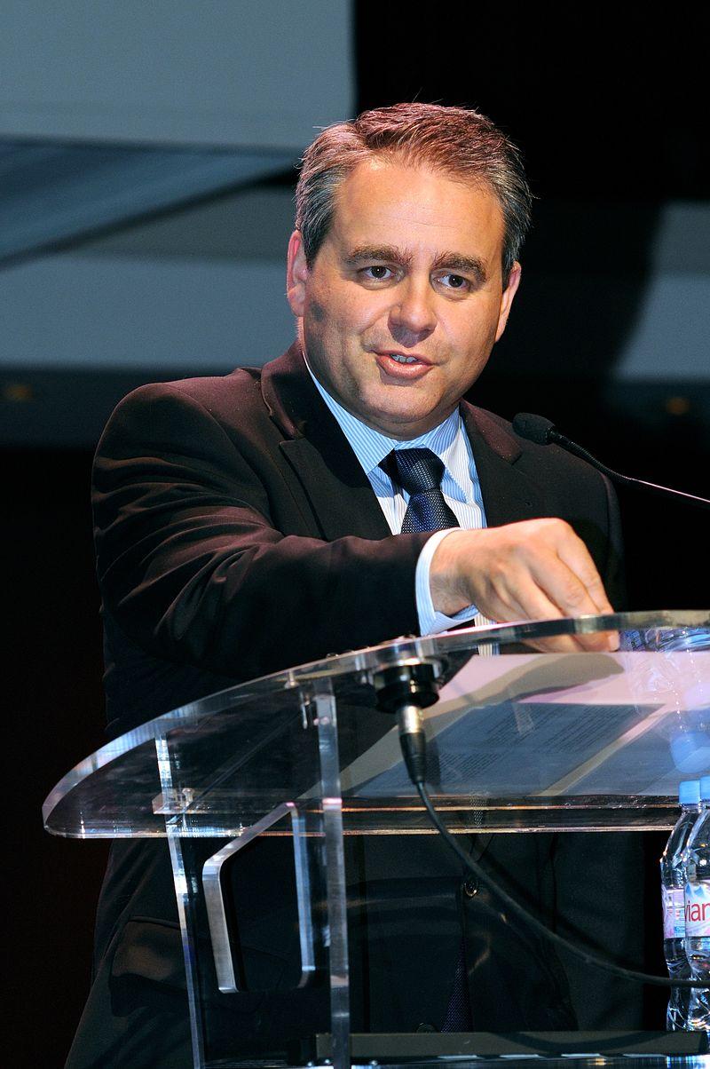 Xavier Bertrand, en 2013.