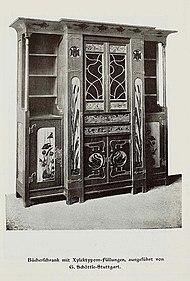 Xylektypom wikipedia for Innendekoration 1902