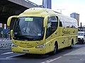YN55 PXW Scania - Irizar Gardners of Chelmsford. Olympic games park & ride shuttle. (7741058568).jpg