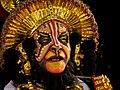 Yakshagana Performance at NINASAM (India Theatre Forum Stuyd Tour May 2013) (8764170548).jpg