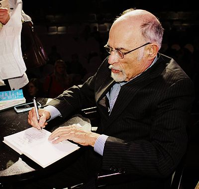 Picture of an author: Irvin D. Yalom