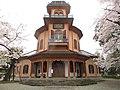Yamagata-shi kyoudokan, Yamagata Prefecture.jpg