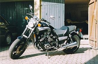 Kenji Ekuan - Image: Yamaha V Max