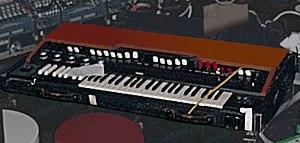 Combo organ - Image: Yamaha YC 30 combo organ