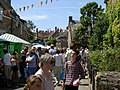 Yetminster high street during the annual fair day - geograph.org.uk - 80419.jpg