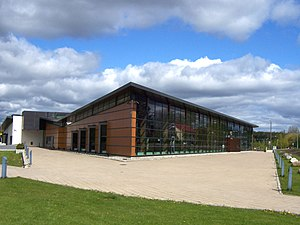 Ylöjärvi - Ylöjärvi library