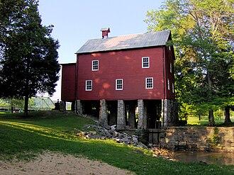 Sgt. Alvin C. York State Historic Park - York Mill.