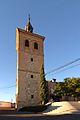 Yunclillos, Iglesia de San Andrés Apostol, torre.jpg