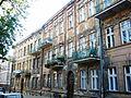 Zabytkowy dom w Tarnowie, ul. Legionów 16 4 pavw.JPG