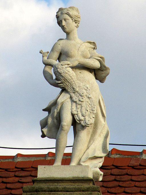 Zamek Milotice Hera