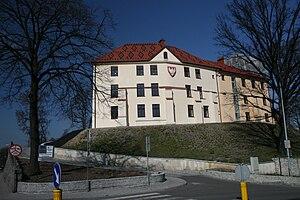 Duchy of Oświęcim - Oświęcim Castle