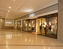 Zara in Santo Domingo