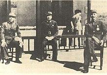 Zhang Xueliang, Yang Hucheng and Chiang Kai-shek.jpg