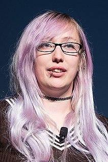 Zoë Quinn American video game developer, programmer, writer, and artist