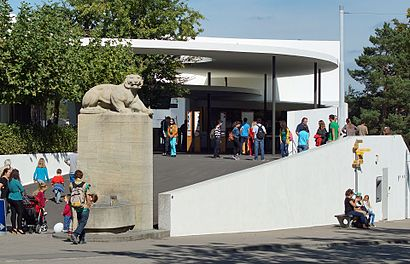 How to get to Zoo Zürich with public transit - About the place