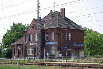 Zossen - Zossen station