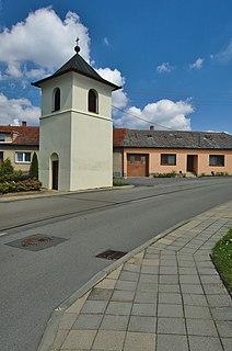 Okrouhlá (Blansko District) Municipality in South Moravian, Czech Republic