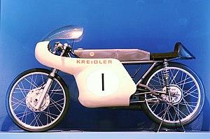 Kreidler - Image: Zwei Rad Museum NSU Kreidler Rennmaschine