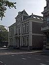foto van Herenhuis in eclectische stijl