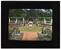 """Ballyshear,"" Charles Blair MacDonald house, Shinnecock Hills, Southampton, New York. Flower garden LCCN2008675636.jpg"