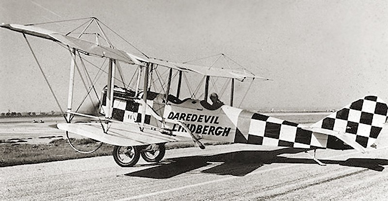 %22Daredevil Lindbergh%22
