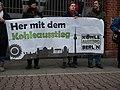 """""""Rote Linie für Kohle, Öl und Erdgas in Berlin"""" Demonstration 2018 32.jpg"""