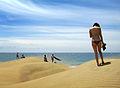 """""""Viento en las dunas"""" - Dunas de Maspalomas - Gran Canaria.jpg"""