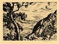 'Leeward Valley' by Huc-Mazelet Luquiens, 1933, etching.jpg