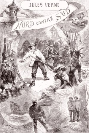 Texar's Revenge, or, North Against South cover