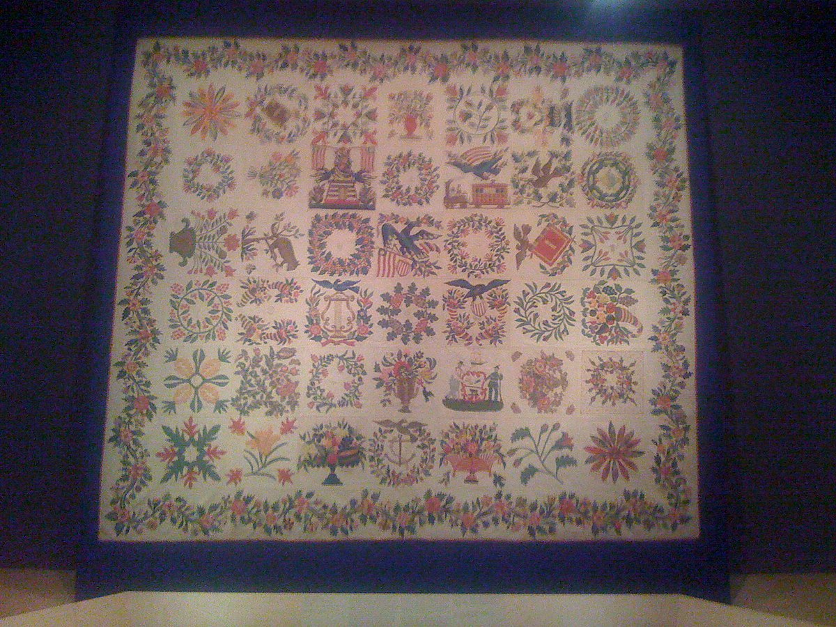 Baltimore Album Quilts Wikipedia