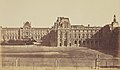 Édouard Baldus, The Cour Napoléon Seen from the Tuileries, Louvre, Paris - Getty Museum.jpg