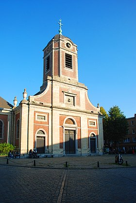 Image illustrative de l'article Église Saint-Pierre d'Uccle
