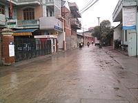 Đường phố xã Bát Tràng, Gia Lâm, Hà Nội.jpg