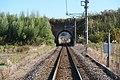 Ōsuna-gawa rail tunnel west portal 03.jpg