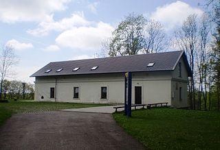 Šeteniai Place in Aukštaitija, Lithuania