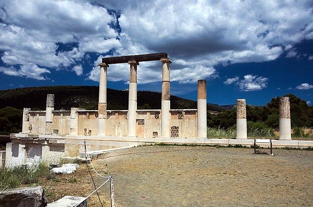 tempio di Asclepio
