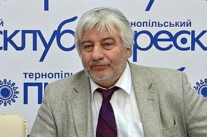 Володимир Андріїшин, лютий 2017