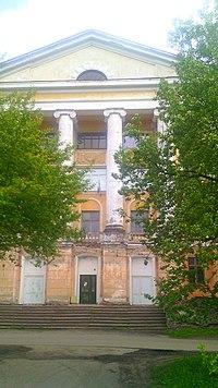 Больница № 3. Северодвинск. Старый корпус.jpg