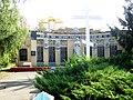 Братська могила радянських воїнів і пам'ятник односельчанам, село Микільське, Волноваський р-н, Донецька область.jpg