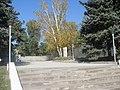 Військове кладовище, смт Покровське.JPG