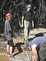 В археологической экспедиции на раскопках Древнего Эмдера в Ханты-Мансийском автономном округе.jpg