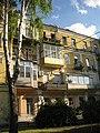 Київ, Велика Житомирська 26б-флігель - вид із двору.jpg