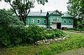 Корпус Мирожского монастыря и дом настоятеля.jpg