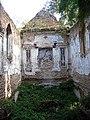 Костел на польському цвинтарі в смт Олика. Вигляд зсередини..jpg